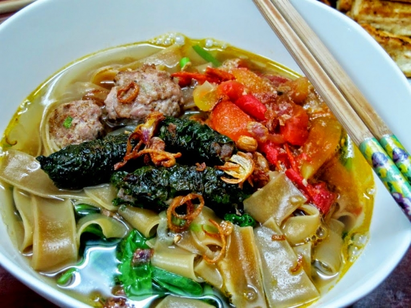 Top 14 quán bánh đa cua nổi tiếng nhất Hải Phòng - Toplist.vn