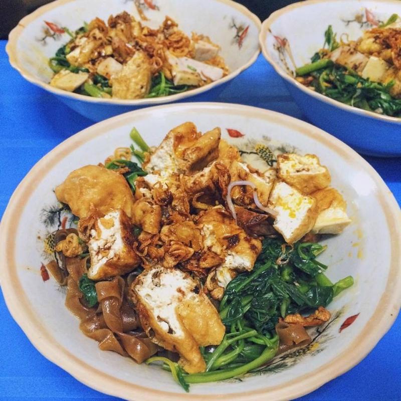 Bánh đa trộn Ngõ 255 Nguyễn Khang