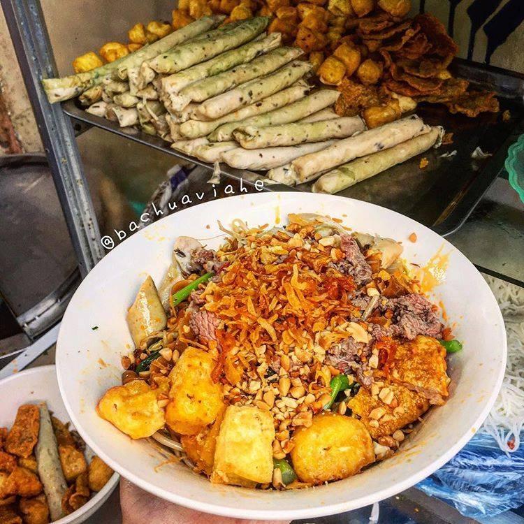 Bánh đa trộn Trần Quang Diệu