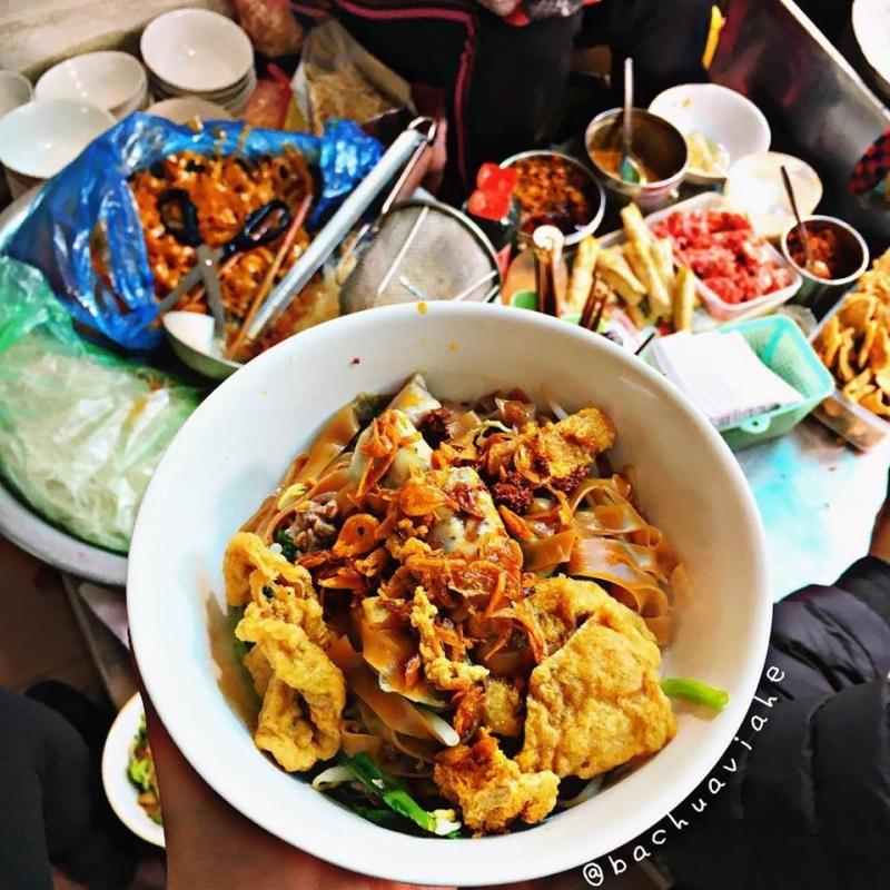 Bánh đa trộn số 8 Hàng Đồng