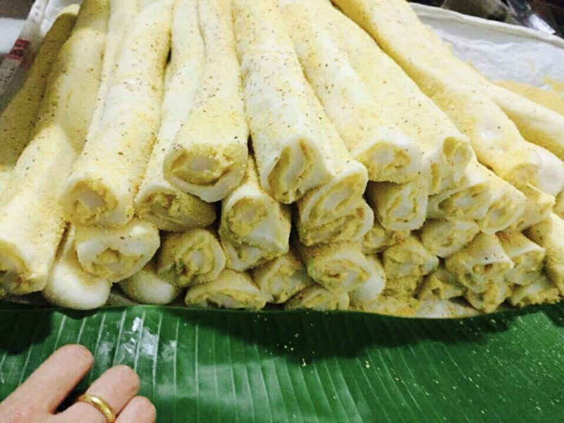 Bánh dày làng Gàu