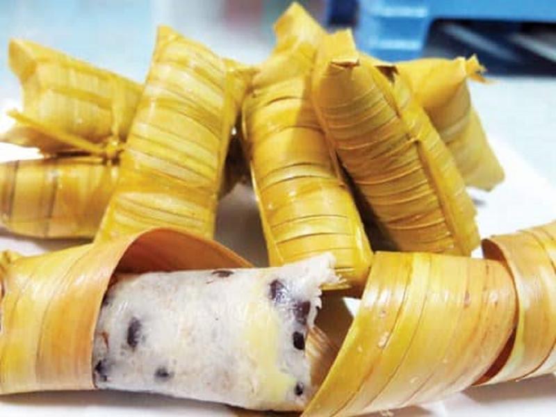 Bánh Dừa Giồng Luông