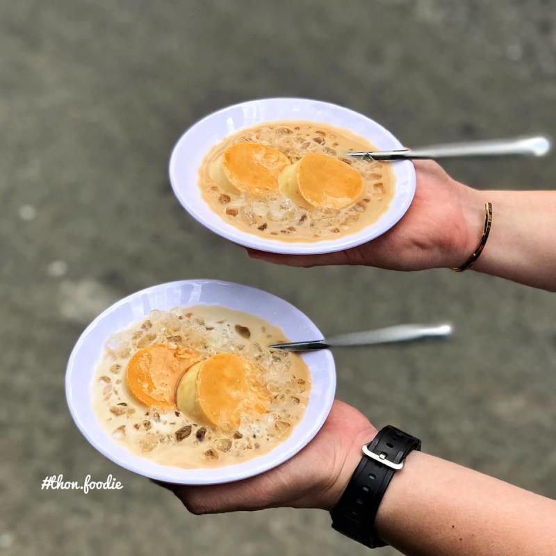 Bánh flan Diệu Ái