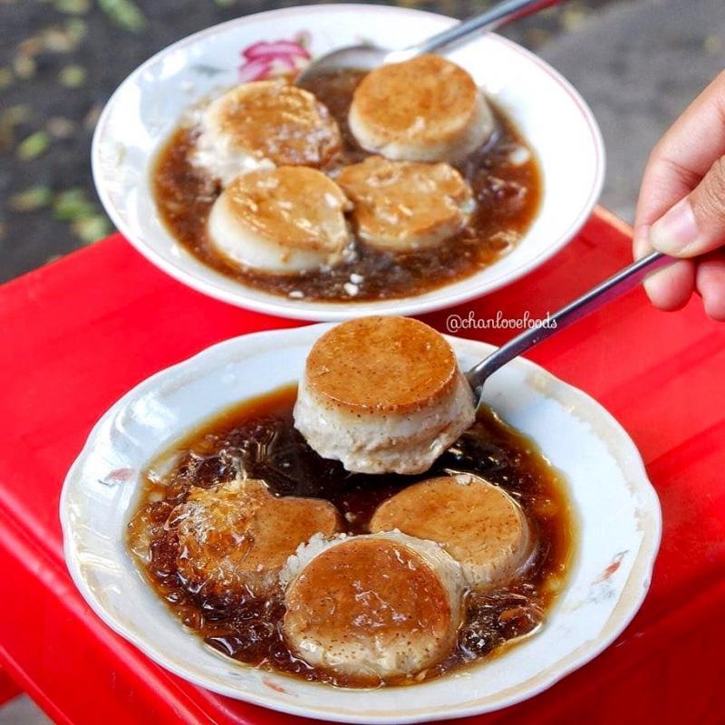 Bánh Flan - Hồ Tùng Mậu