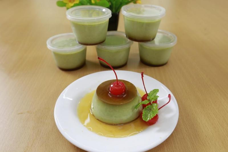 Bánh flan Hòa Hảo