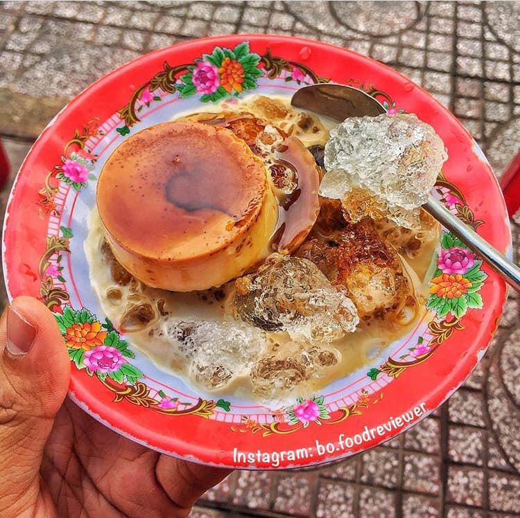 Bánh Flan- Hòa Hảo
