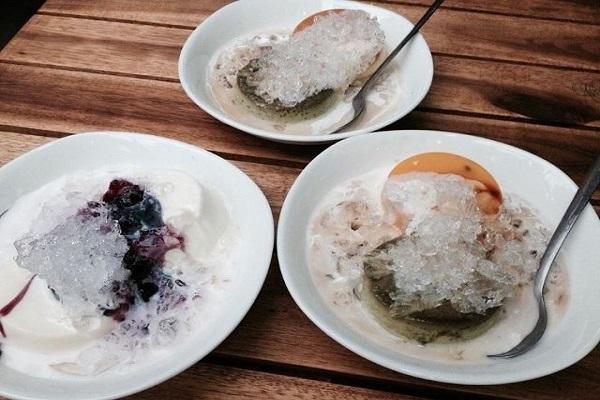 Bánh FLan Ngọc Nga