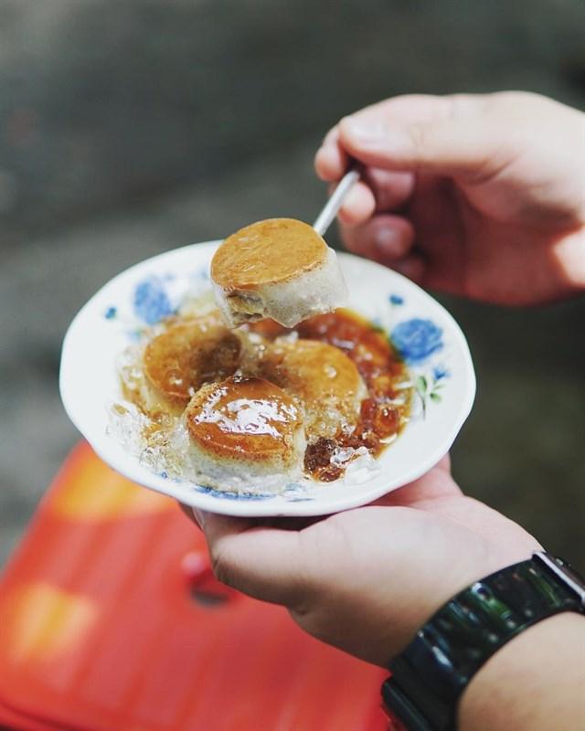 Bánh Flan Thập Cẩm & Khúc Bạch NDP