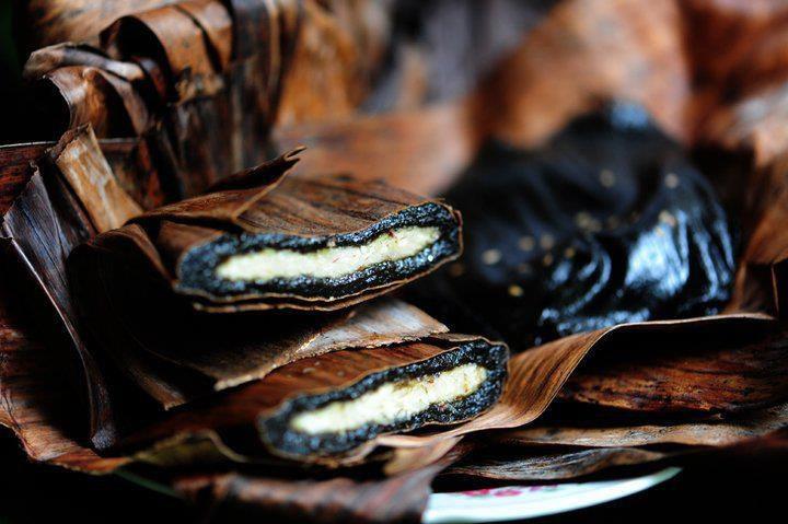 Bánh gai Nam Định thơm ngon, nức tiếng