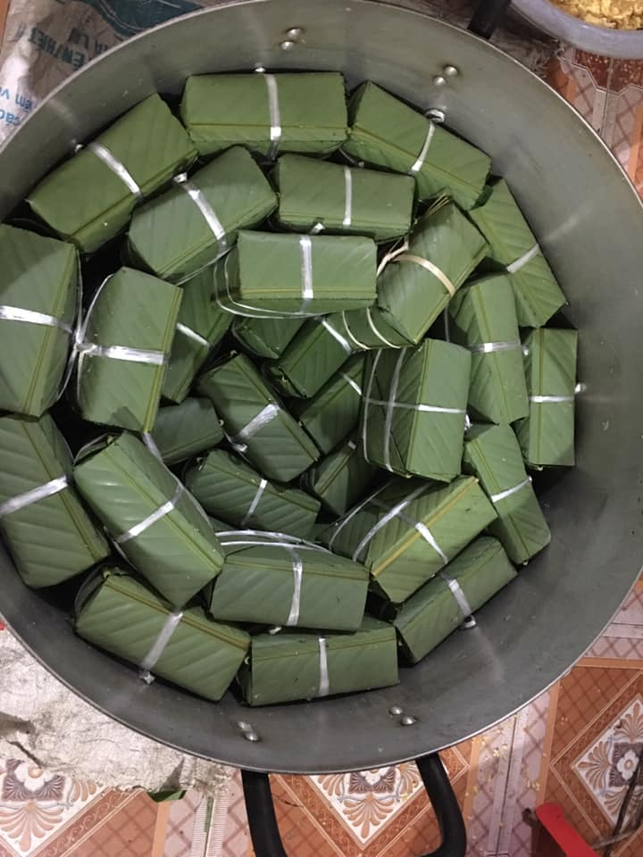 Bánh Gai Bà Minh