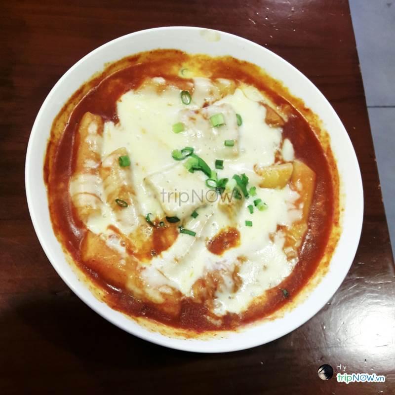 Bánh gạo cay phô mai – K Food