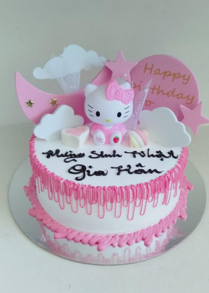 Bánh sinh nhật cho bé tại Diệp Linh
