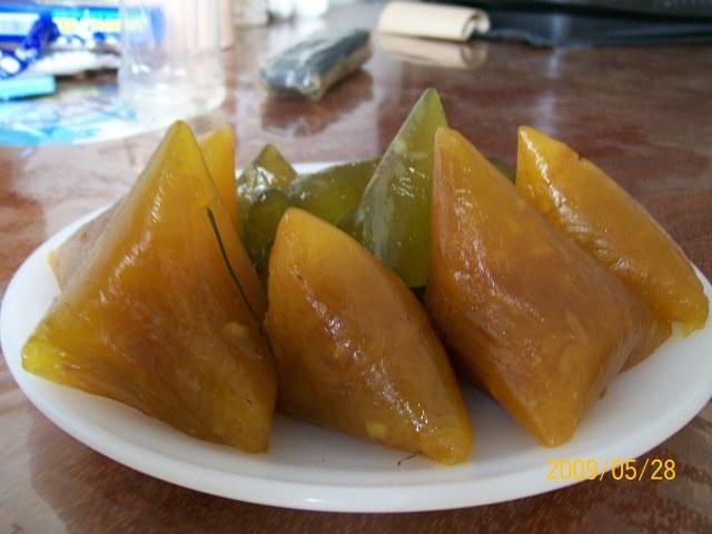 Bánh gio Hà Nam