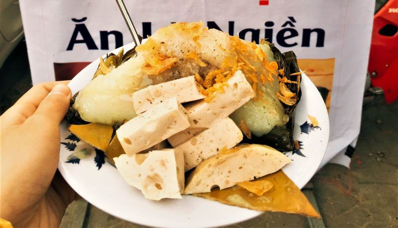Bánh Giò Trần Nguyên Hãn