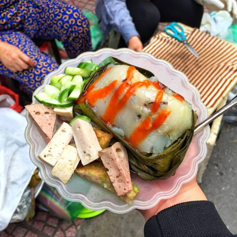 Bánh giò 154 Ngọc Lâm