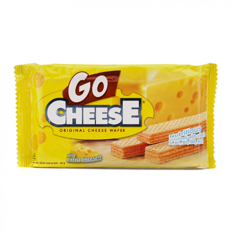 Bánh Go Cheese
