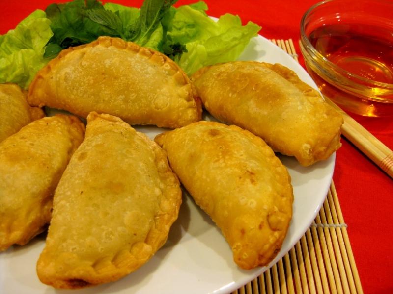 Bánh gối thứ quà đặc biệt của mảnh đất Nam Định