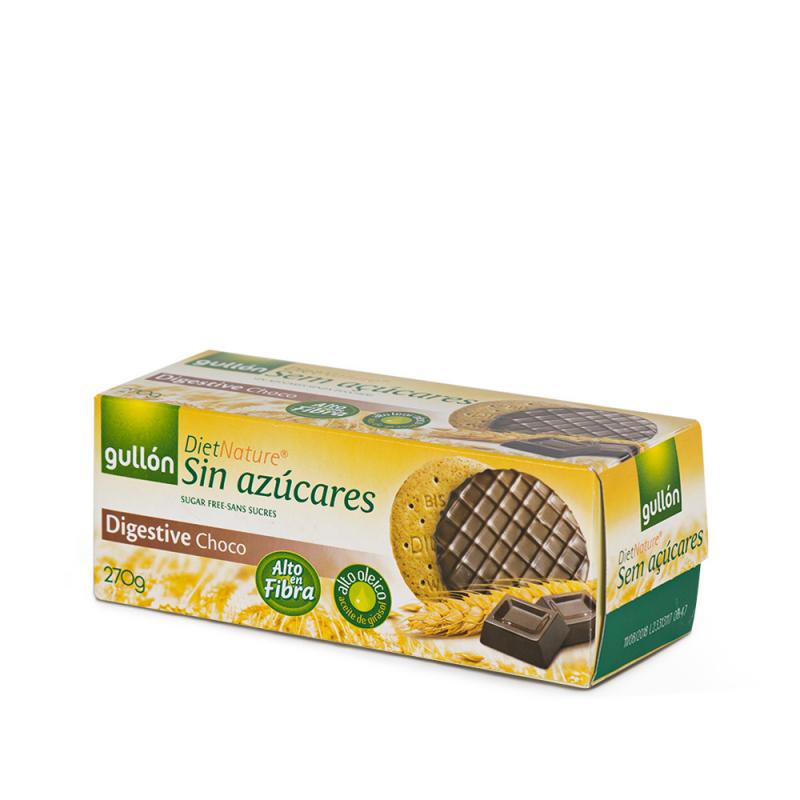 Bánh ăn kiêng DiGestive socola