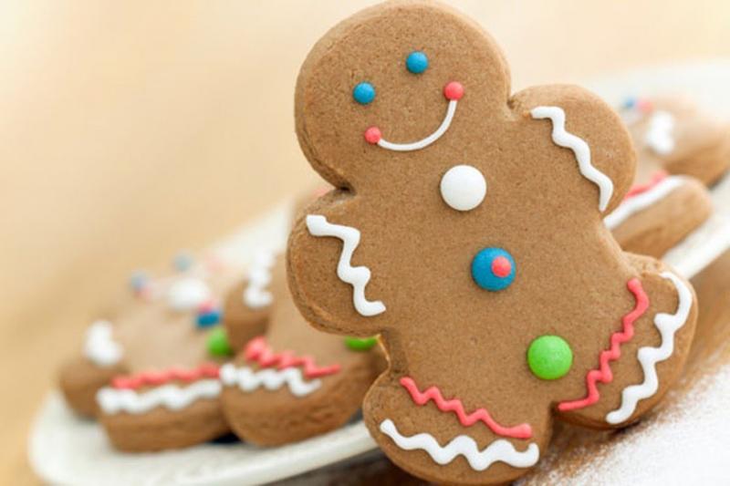 Bánh gừng Noel
