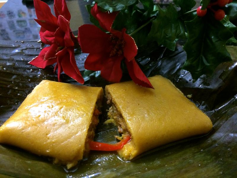 Món bánh truyền thống của Venezuela
