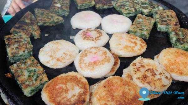 Bánh Hẹ đường Nguyễn Việt Hồng