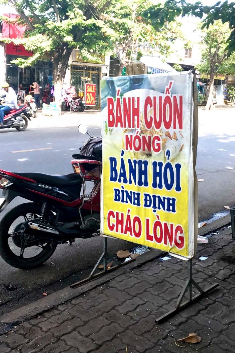 Cửa hàng bánh hỏi Bình Định