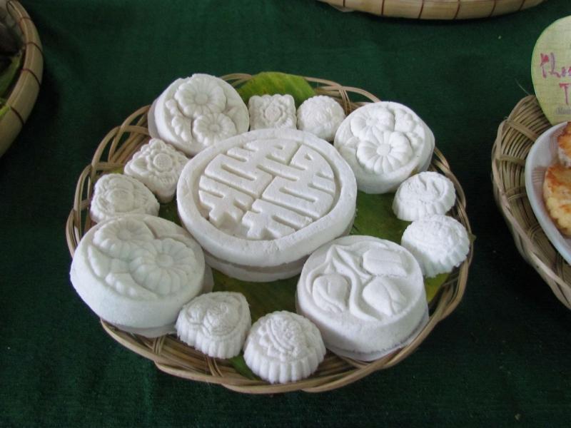 Bánh in đặc sản Quảng Ngãi
