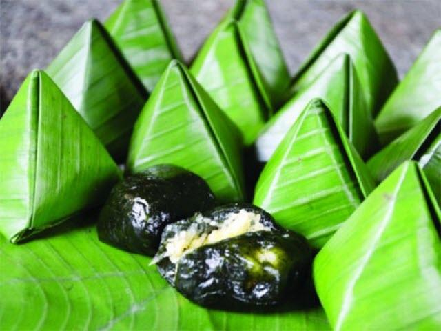Bánh ít lá gai đã trở thành một biểu tượng của Bình Định