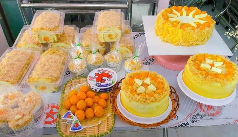 Bánh Kem Hằng Nga