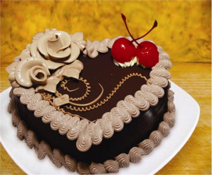 Bánh kem ngọt ngào