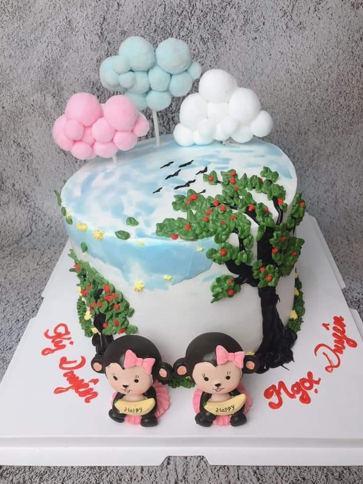Bánh kem Quynh Trang Vu
