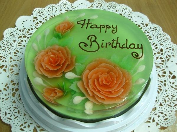 Bánh sinh nhật rau câu Thanh Trà là một thương hiệu bánh được nhiều người yêu thích tại TP.HCM