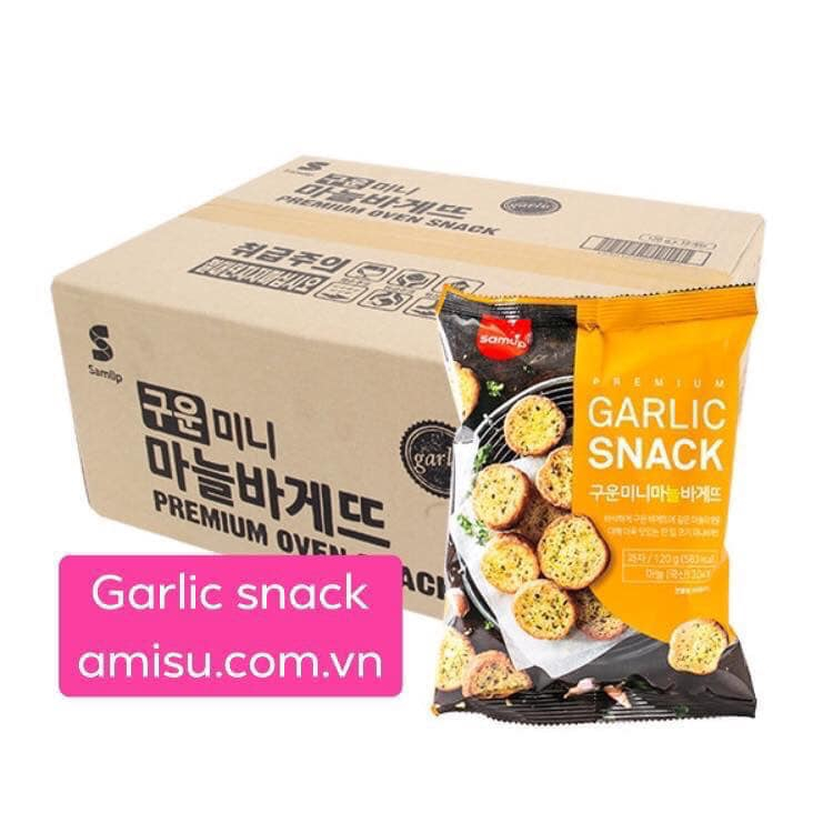 Bánh kẹo Hàn Quốc nhập khẩu