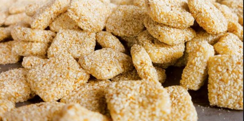 Bánh khô mè Cẩm Lệ - Đà Nẵng