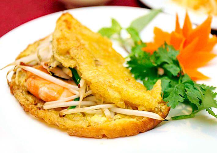 Bánh khoái, đặc sản xứ Huế