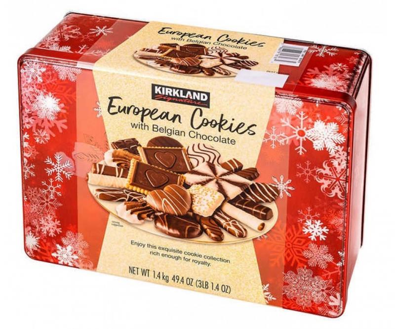 Bánh Kirkland European Cookies