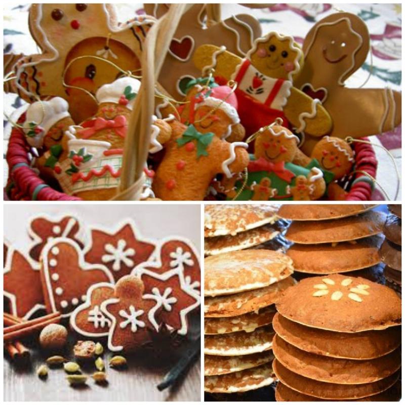 Bánh có rất nhiều hình dạng khác nhau