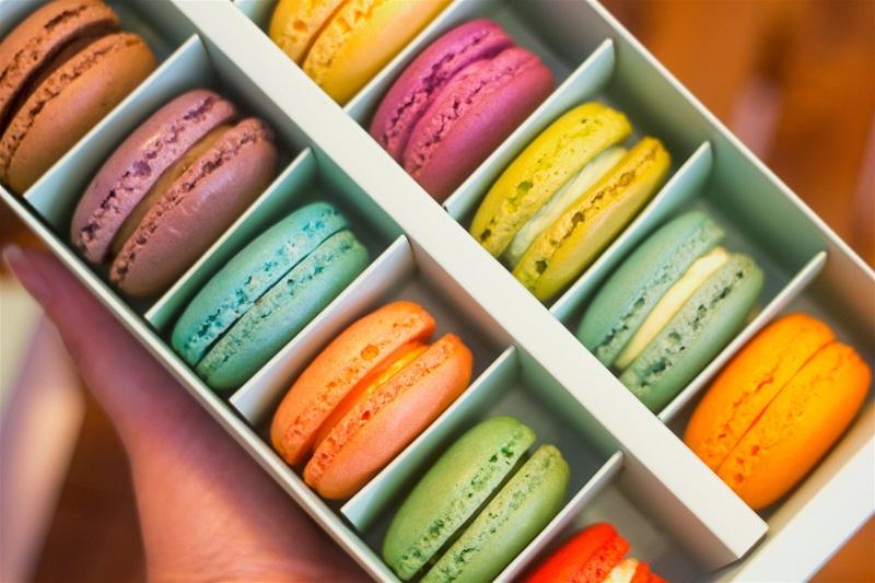 Bánh Macaron - tinh hoa ẩm thực Pháp