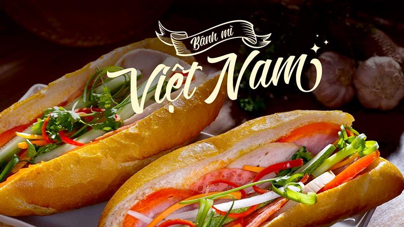 Bánh mỳ là một món ăn đường phố của Việt Nam