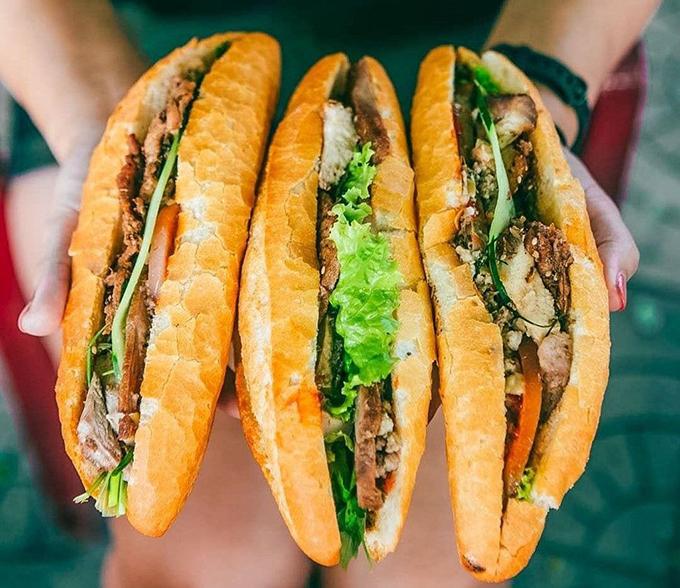 Bánh mỳ Việt Nam