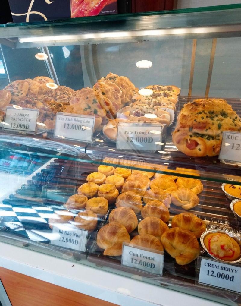 Có nhiều loại bánh mì để bạn lựa chọn