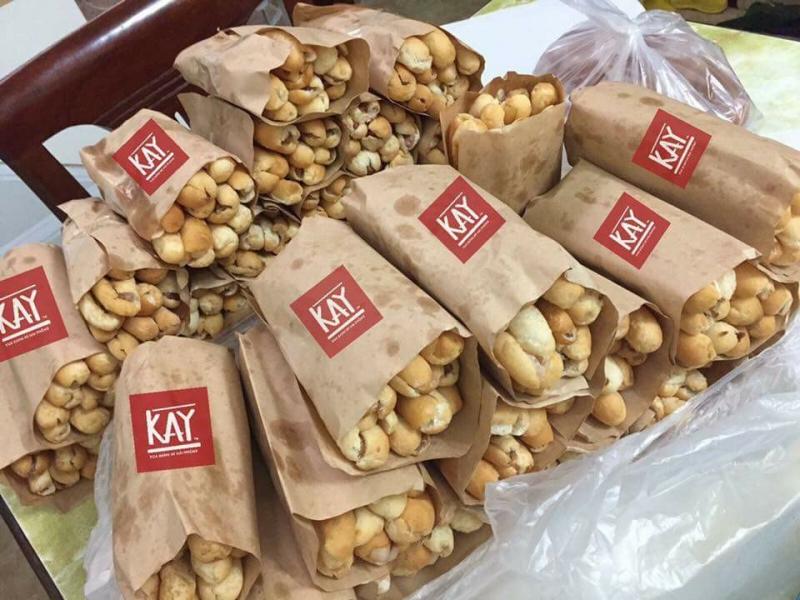 Bánh mì cay Hải Phòng- Kay