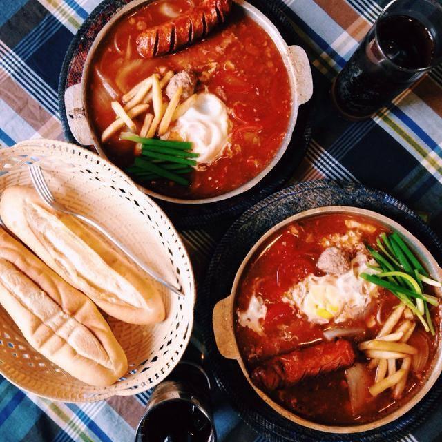 Bánh mì chảo - Bít Tết Âu Việt