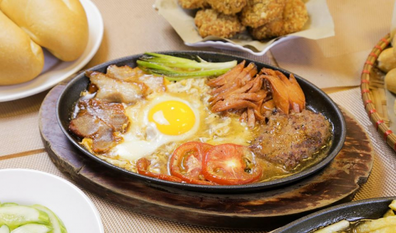 Top 7 Quán bánh mỳ chảo ngon nhất quận Cầu Giấy, Hà Nội