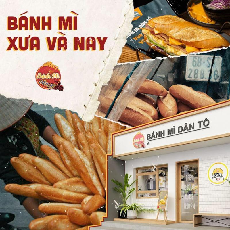 Bánh Mì Dân Tổ Việt Nam