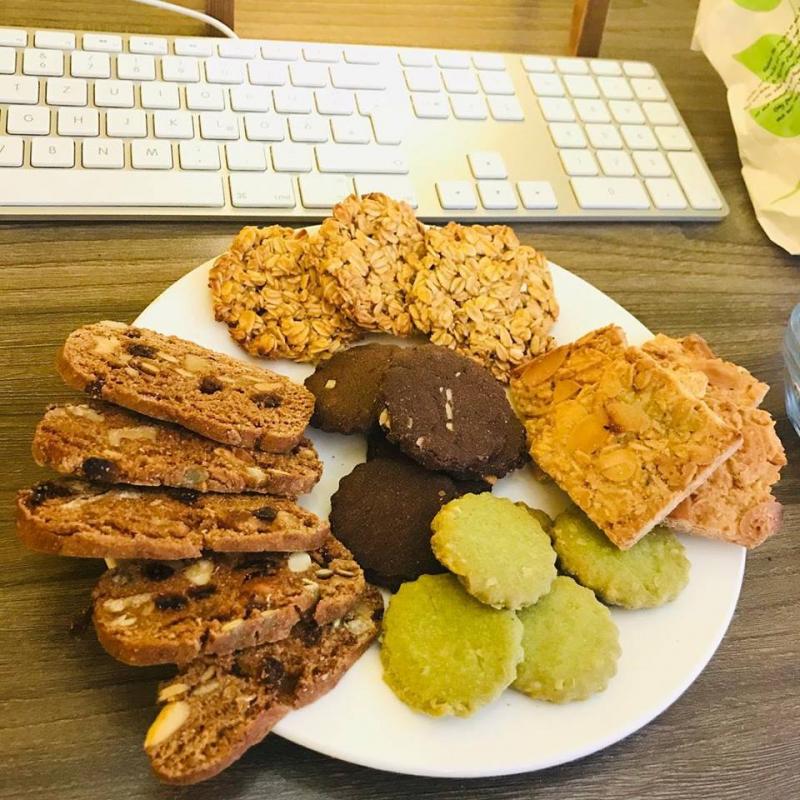 Bánh mì đen Healthy