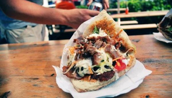 Bánh Mì Kebab - Nguyễn Văn Luông