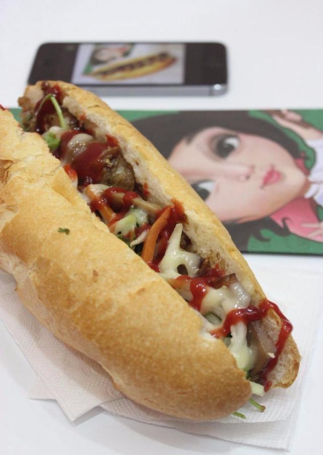 Bánh mì Minh Nhật
