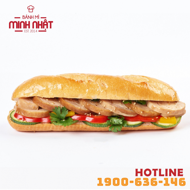 Banh mi Minh Nhat