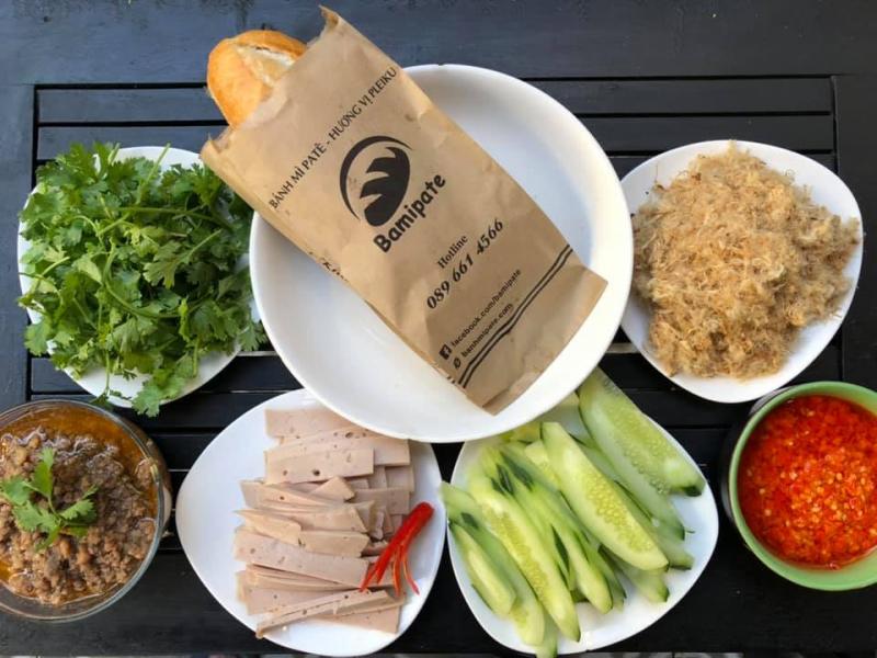Bánh Mì Pate - Hương Vị PleikU